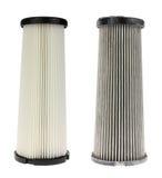 Due filtri dell'aria Fotografie Stock Libere da Diritti