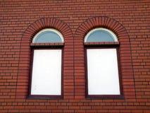 Due finestre Immagini Stock Libere da Diritti