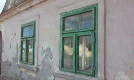 Due finestre immagine stock