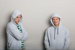 Due giovani tiranti Fotografie Stock Libere da Diritti