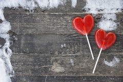 Due innamorati immagine stock