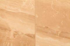 Due mattonelle di marmo della parete di effetto Fotografia Stock