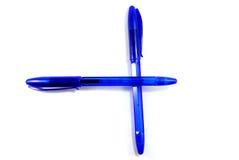 Due penne Immagine Stock Libera da Diritti