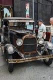 1929 due porta Ford Model T Fotografia Stock