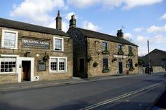 Due pub fotografia stock