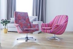 Due sedie Immagine Stock