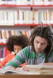 Due studenti Fotografia Stock Libera da Diritti
