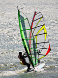 Due surfisti Fotografia Stock Libera da Diritti