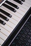Due tastiere Immagini Stock