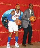 Dueling Carmelo Anthonys Stock Photos