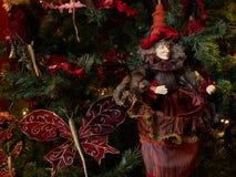 Duende de la Navidad Fotografía de archivo libre de regalías