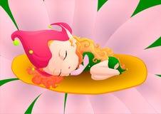 Duende el dormir libre illustration