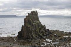Duende en Islandia del norte Fotografía de archivo
