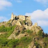 Duernstein castle Stock Image