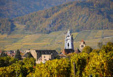 Duernstein in der Wachau royalty free stock photos