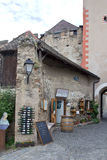 Duernstein, Old town Stock Photo