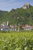 Duernstein in Wachau Royalty Free Stock Photography