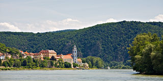 Duernstein in Wachau Stock Photo