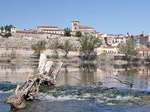 Duero River Stock Image