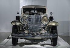 1931年Duesenberg模型J Rollston 免版税库存图片