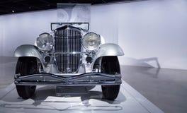 1936 Duesenberg πρότυπο SJN μετατρέψιμο Coupe Στοκ φωτογραφία με δικαίωμα ελεύθερης χρήσης