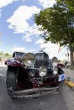Duesenberg Classic Car Royalty Free Stock Photography