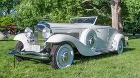 1935 Duesenberg Royalty Free Stock Photos