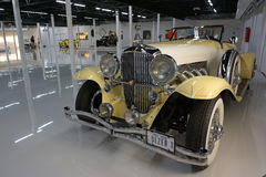Duesenberg SJ Boattail Speedster. At display at Dezer Museum, Miami USA. The museum is actually the private collection of the real estate developer Michael Stock Photos