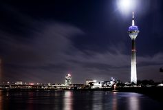 Duesseldorf Royalty Free Stock Photo