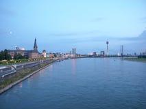Duesseldorf, Deutschland Lizenzfreies Stockbild