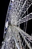 Duesseldorf Ferris Wheel Fotografia Stock