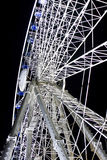 Duesseldorf Ferris Wheel Stock Photography