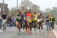 Duesseldorf Marathon Royalty Free Stock Image