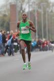 Duesseldorf maraton Royaltyfria Foton