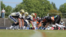 Duesseldorf Panther v Dresden Monarchs, Royalty Free Stock Photography