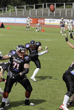 Duesseldorf Panther v Dresden Monarchs, Stock Image