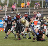Duesseldorf Panther v Dresden Monarchs, Stock Photo
