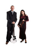 Duet Royalty Free Stock Photography