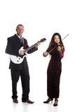 Duet Royalty Free Stock Images