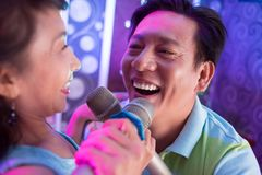 Duet Royalty Free Stock Image