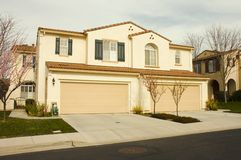 Free Duet Homes In California Royalty Free Stock Photos - 6067638