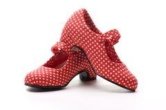 duetu flamenco Fotografia Stock
