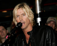 Duff McKagan Royalty Free Stock Photo