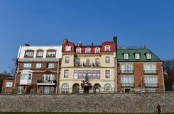 Dufferin Terrace, Quebec City Royalty Free Stock Photo