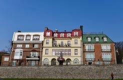 Dufferin terrass, Quebec City Royaltyfri Foto