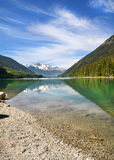 Duffey Lake Royalty Free Stock Images