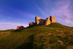 Duffus Castle, Elgin, Moray, Scotland Royalty Free Stock Image