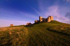 Duffus Castle, Elgin, Moray, Scotland Royalty Free Stock Photos