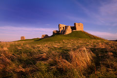 Duffus Castle, Elgin, Moray, Scotland Royalty Free Stock Images