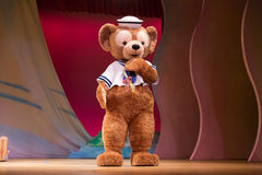 Duffy the Disney Bear in Japan Stock Photo